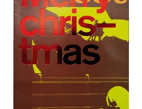 Music Christmas Cards