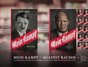 Mein Kampf - Against Racism