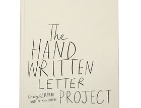 The Hand Written Letter Project Book