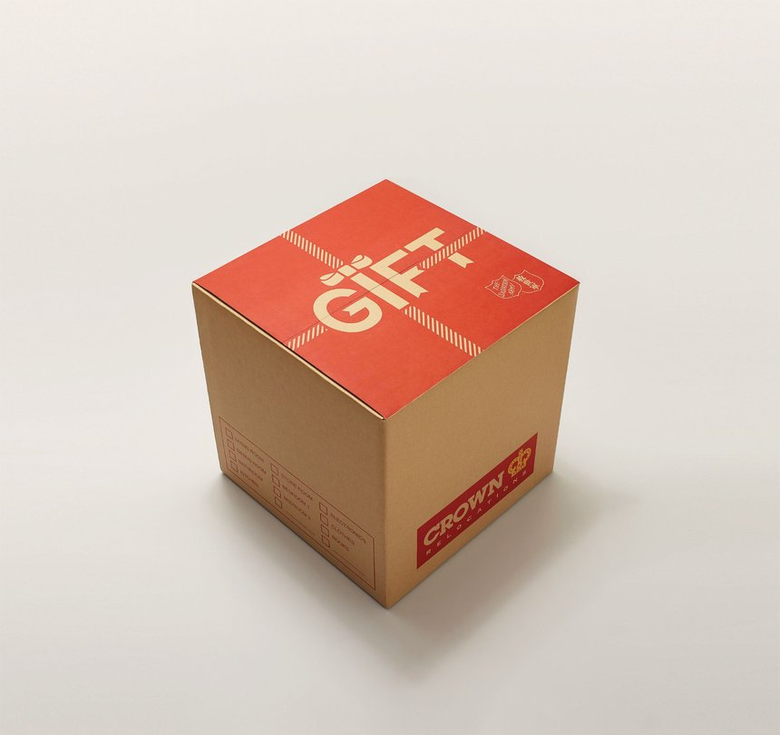 Gift Box Hk : Gift box leo burnett hong kong d ad awards pencil