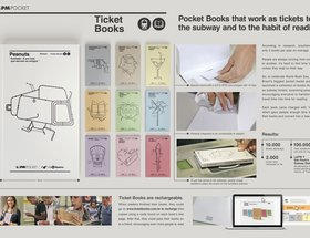 Ticket Books